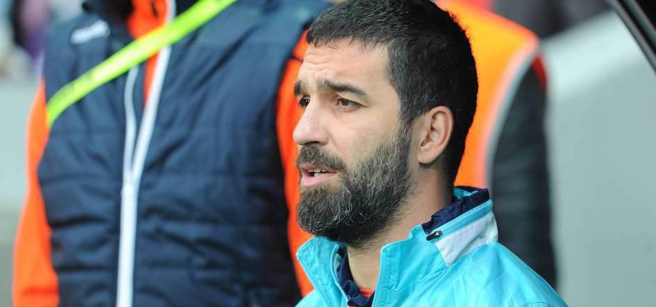Der türkische Fußballstar Arda Turan.