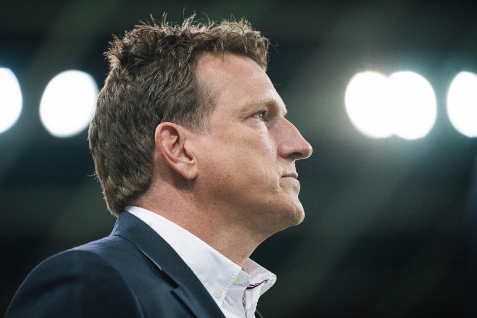 Soll nach der Last-Minute-Pleite gegen Slowenien die Fassung verloren haben: Andreas Herzog.