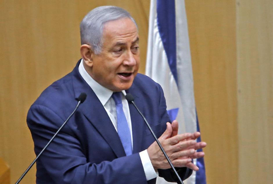 Netanyahu sorgt mit seinen Annexionsplänen für Kritik.