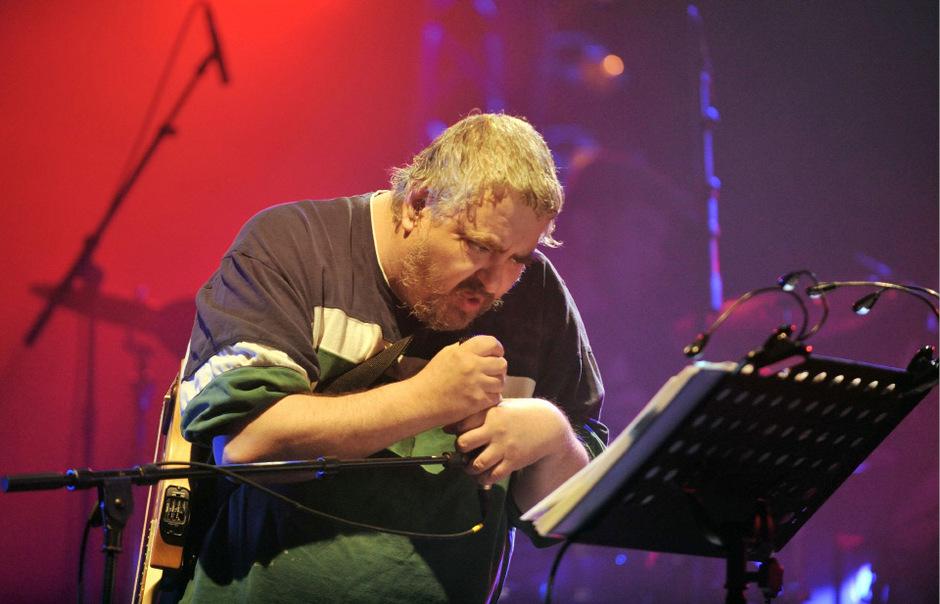 Daniel Johnston auf einem Bild aus dem Jahr 2010.