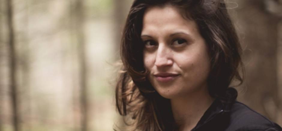 """Angela Lehner wuchs in Osttirol auf. Mit """"Vater unser"""" nimmt sie im September auch am Südtiroler Franz-Tumler-Literaturwettbewerb teil."""