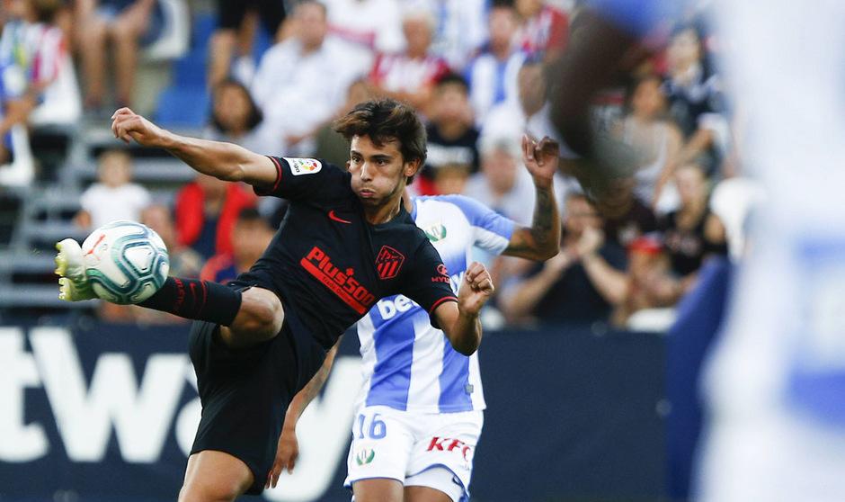 Teuerster Sommer-Transfer: Joao Felix wechselte für 126 Millionen von Benfica Lissabon zu Atletico Madrid.