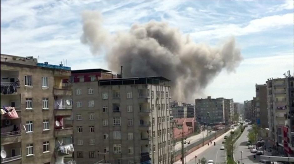 In der Südosttürkei kommt es immer wieder zu Anschlägen. (Archivbild)
