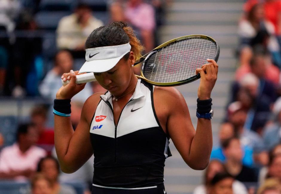 Naomi Osaka reagierte auf das frühe US-Open-Aus mit einem Trainerwechsel.