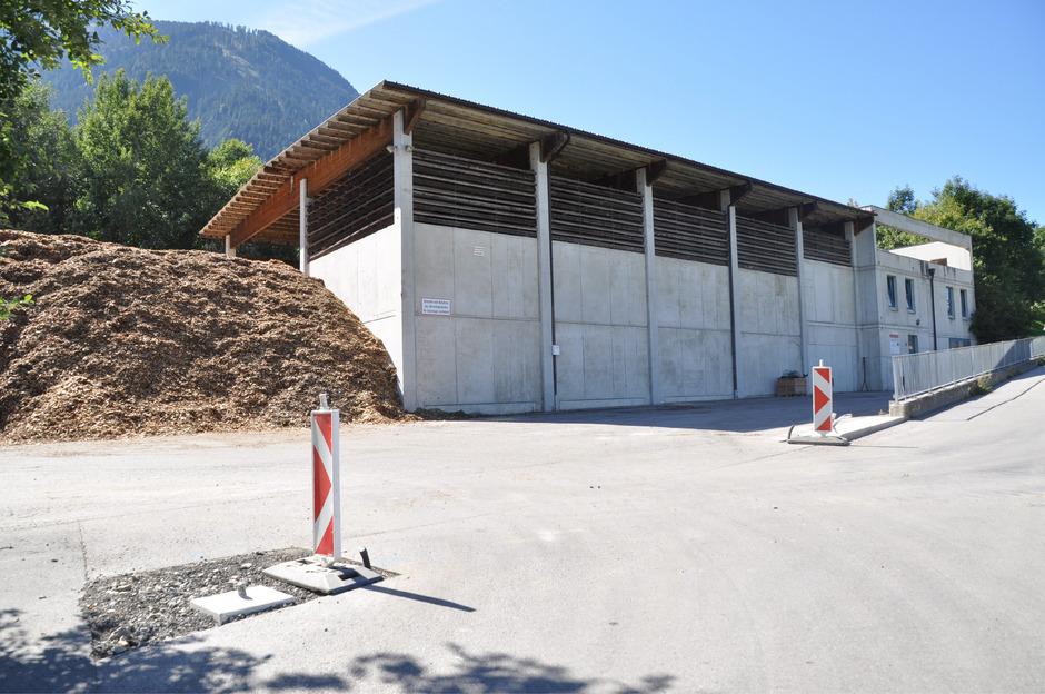 Das bestehende Stamser Heizwerk bekommt nächstes Jahr einen neuen, 350.000 Euro teuren Elektrofilter.