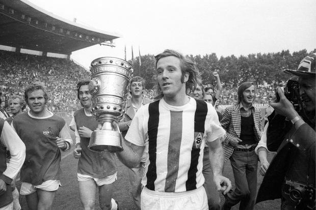 Netzer war in den 70er-Jahren der erste Fußball-Popstar in Deutschland.
