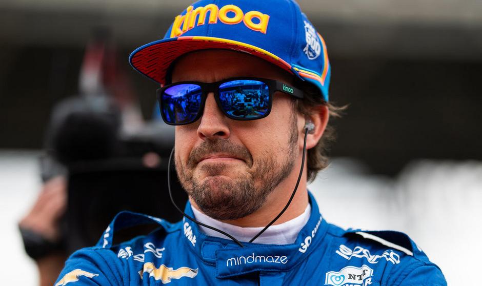 Der spanische Motorsport-Superstar Fernando Alonso.