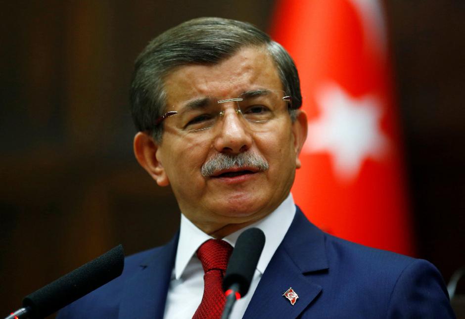 Der frühere Ministerpräsident Ahmet Davutoglu war mit der Politik Erdogans zunehmend unzufrieden. Nun zog er Konsequenzen.