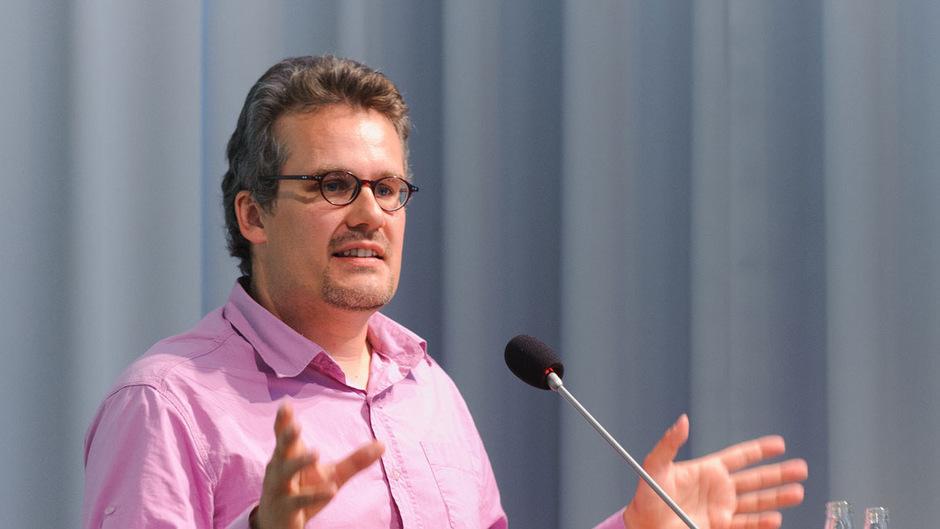 Der österreichische Sozialwissenschaftler und Nahost-Experte Thomas Schmidinger.