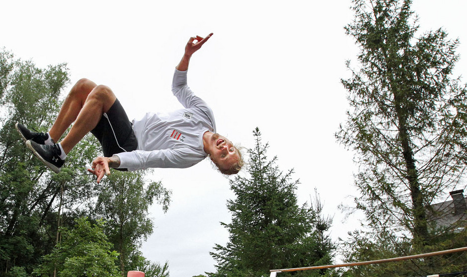 Das Fitness-Programm von Gernot Schweizer stellte das Leben von Manuel Feller auf den Kopf.