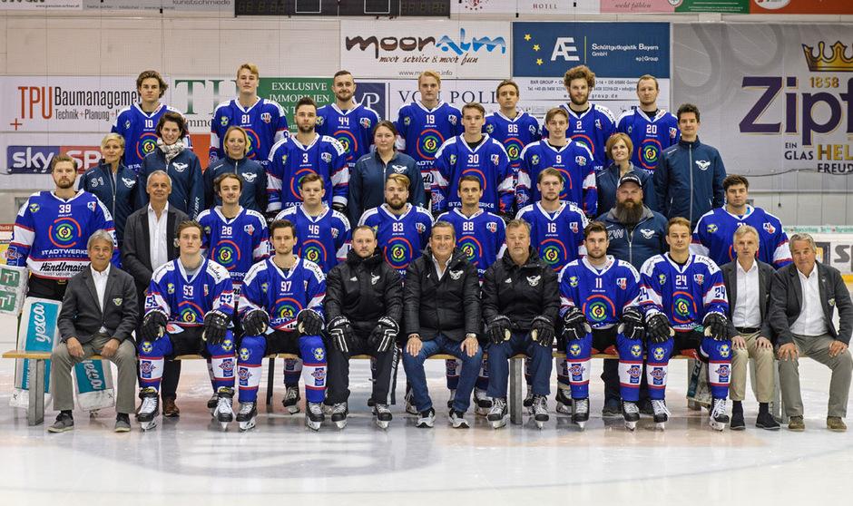Die Kitzbüheler Adler sind bereit für die neue Saison in der Alps Hockey League.
