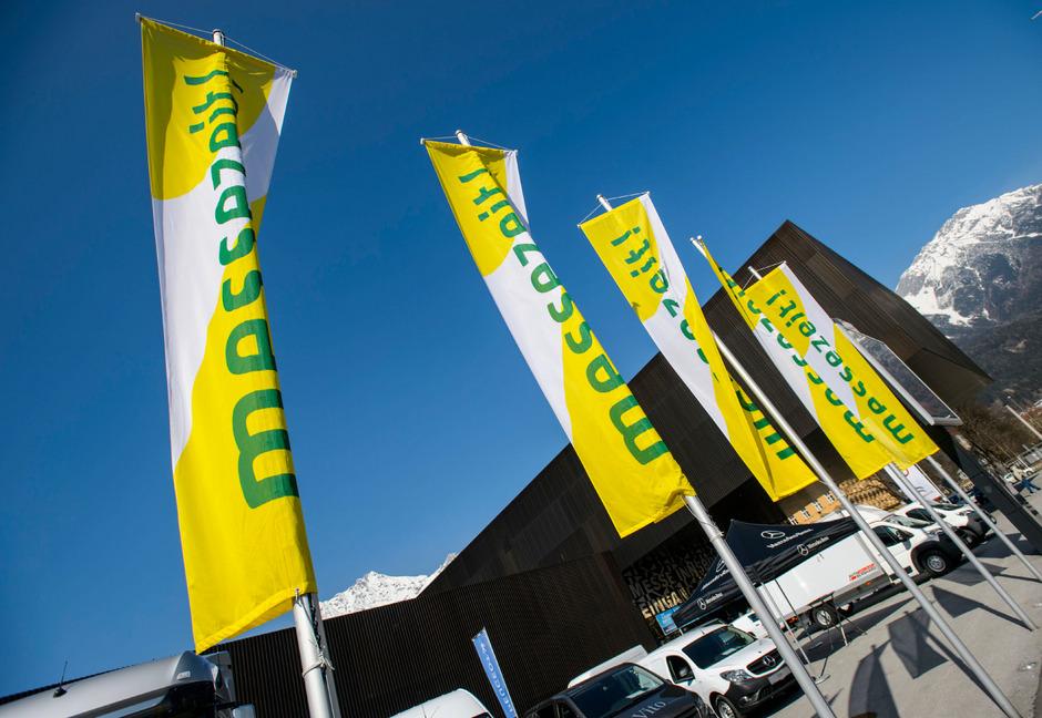 Im Vorjahr 450 Veranstaltungen und 563.000 Gäste: Trotzdem kommt die Congress Messe Innsbruck nicht aus der Verlustzone.