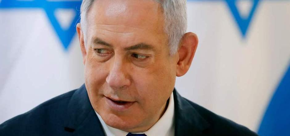Benjamin Netanjahu spricht von der Annexion des Jordantals.