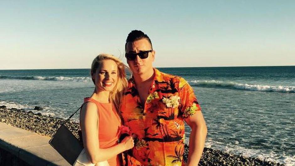 Mit diesem Urlaubsfoto kommentierte Andreas Gabalier die Trennung von Silvia Schneider. Die beiden waren seit 2013 liiert.