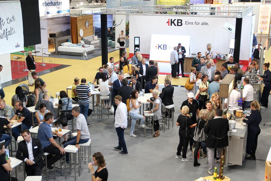 Am Montag öffnete die Gastronomie-Messe Fafga in Innsbruck mit rund 400 Ausstellern ihre Pforten.