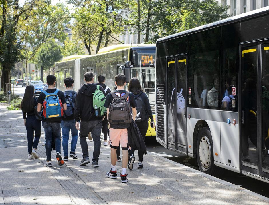 Schülertransport In Nöten So Gehts Nimmer Lang Weiter