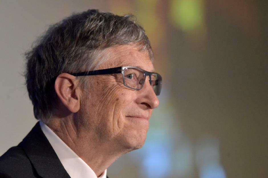 Multimillionär Bill Gates.