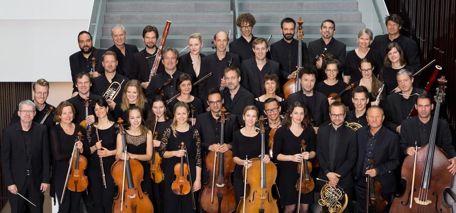 Das Kammerorchester Innstrumenti.