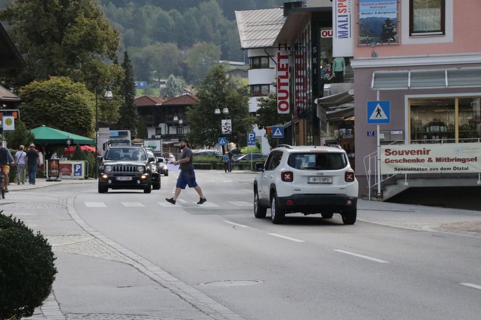 Die Ötztaler sollen in Ortsgesprächen kundtun, wie sie den Verkehr wahrnehmen. Am Ende sollen verkehrslenkende Maßnahmen entstehen.