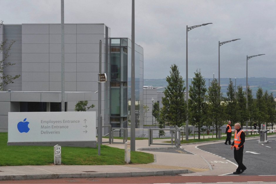Der Sitz einer Apple-Tochterfirma im irischen Cork.
