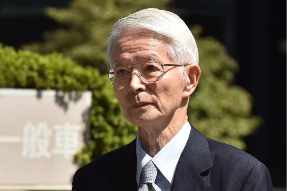 Der ehemalige Tepco-Vorstand Tsunehisa Katsumata und seine zwei Vizes wurden im Prozess freigesprochen.