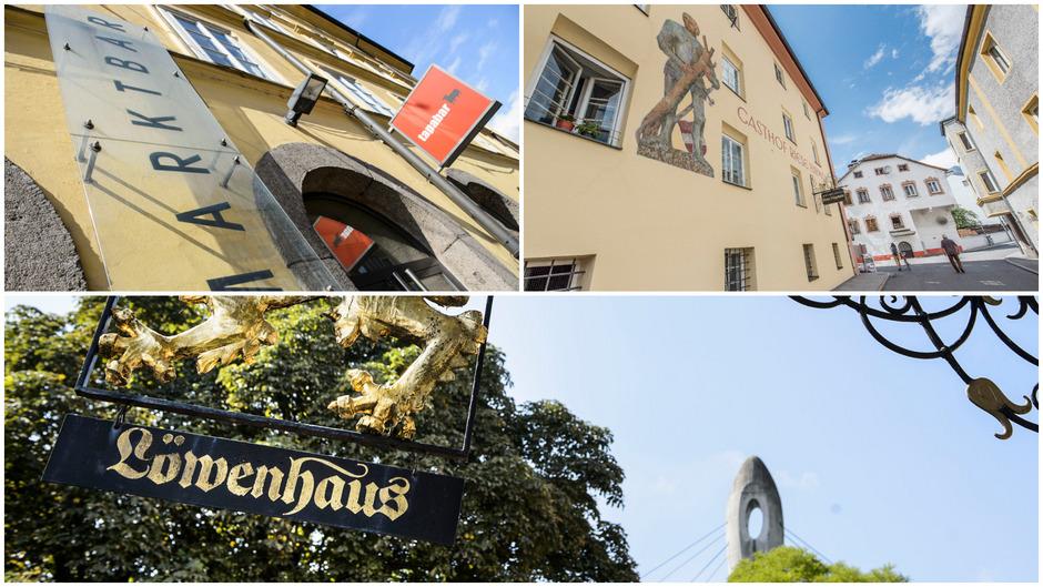 Insolvent oder keinen Nachfolger gefunden. Viele Traditionsbetriebe mussten in Innsbruck zuletzt zusperren. Am Land schaut es noch trister aus.