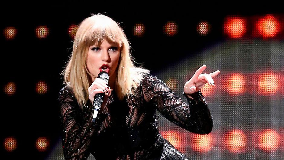 US-Sängerin Taylor Swift.