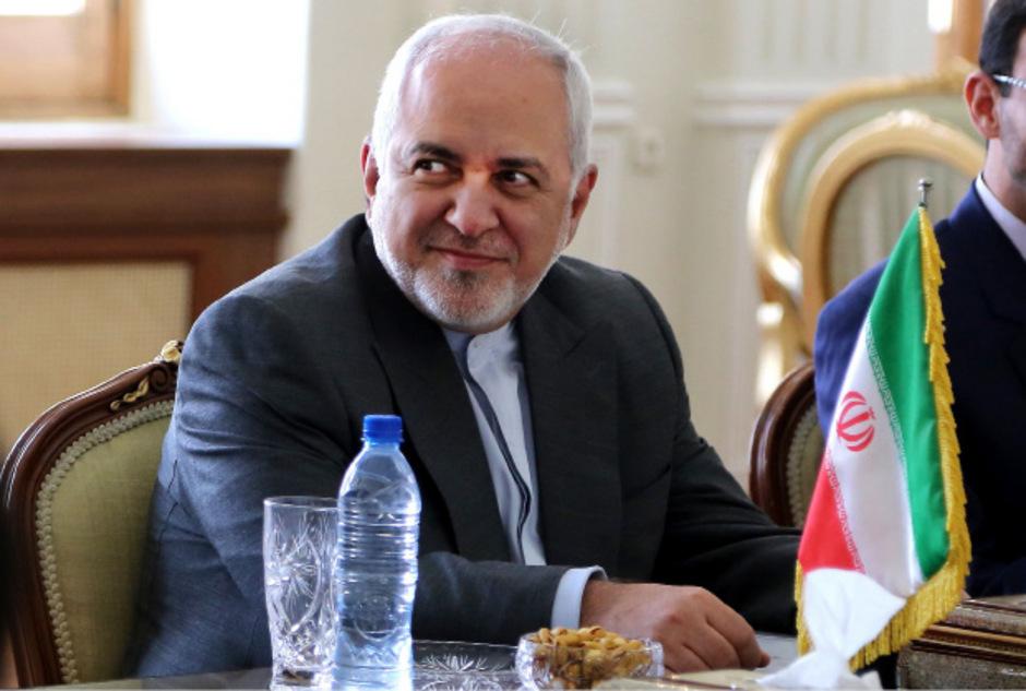 Der iranische Außenminister Javad Zarif.