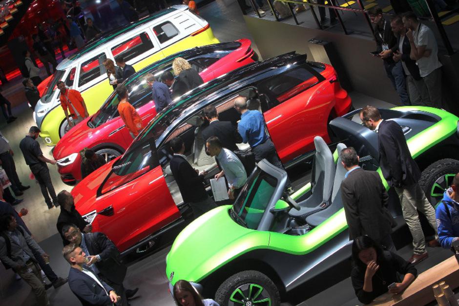 Etliche Hersteller fehlten heuer auf der IAA in Frankfurt. Die Zukunft der Automesse ist ungewiss.