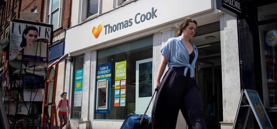 Thomas Cook ist pleite.