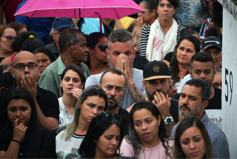 Die Achtjährige wurde am Sonntag in Rio beigesetzt.