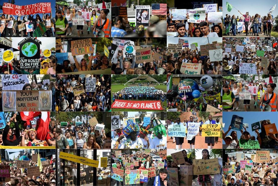 Hunderttausende Menschen demonstrierten am Freitag weltweit für mehr Klimaschutz. Die Gipfelteilnehmer in New York stehen unter Zugzwang.