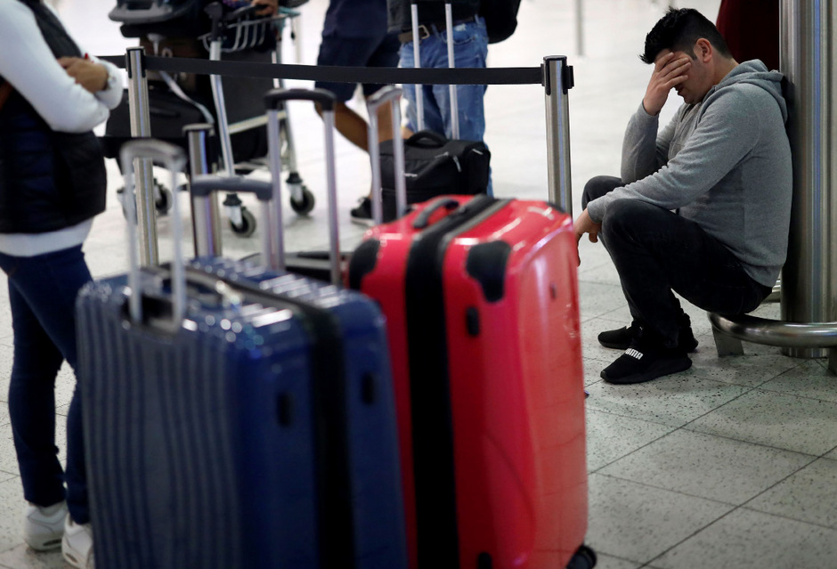 Die Pleite trifft sowohl Urlauber, die ihre Reise bereits angetreten haben als auch solche, deren Reise noch bevorsteht.