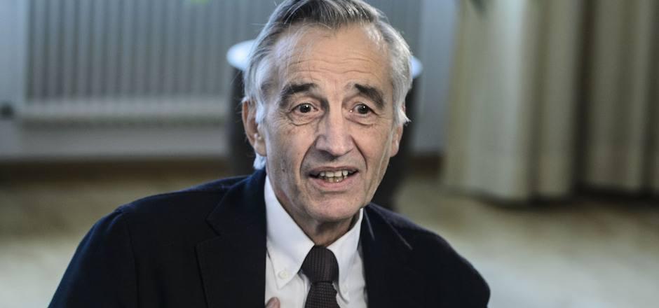"""Tilmann Märk (Rektor Uni Innsbruck): """"Ich bezweifle, dass wir den Rückgang an Studenten komplett kompensieren können."""""""