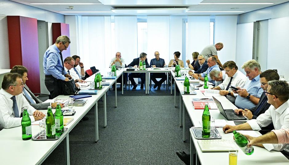 Die Verhandlungen starteten am Montag in Wien.