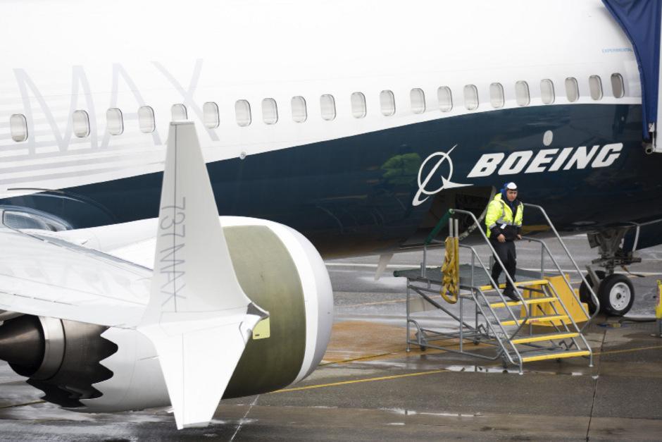 Boeing geriet durch das Flugverbot der Boeing 737 Max in arge Turbulenzen.