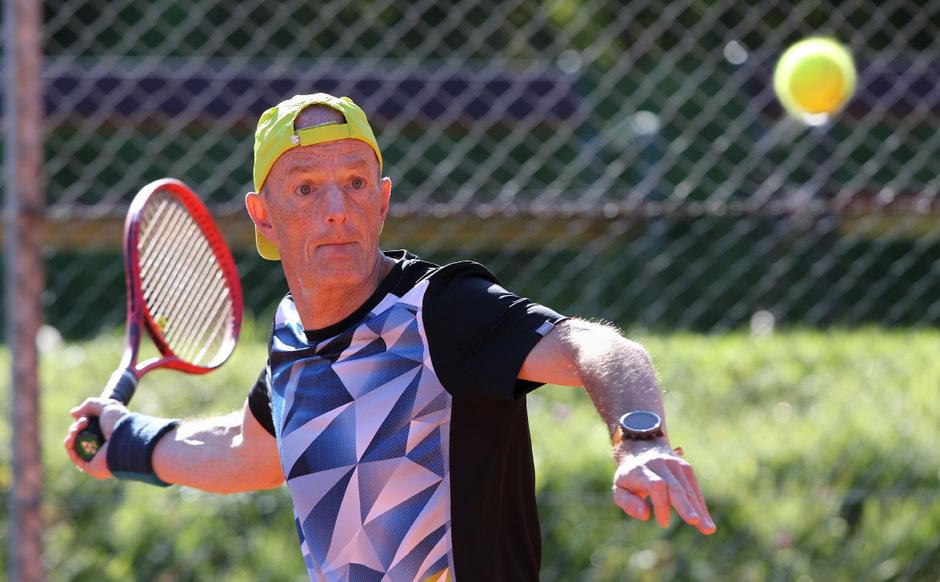 Ungeschlagen zum Titel: Norbert Belina (ORF) holte erstmals den Turniersieg.