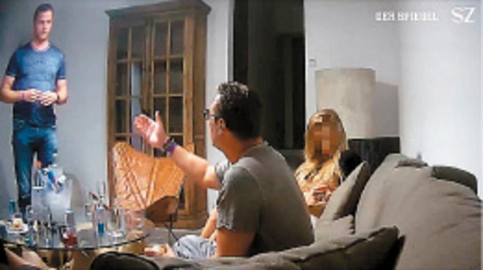 Die Verhaftung des Leibwächters soll auch mit den Ibiza-Ermittlungen zusammenhängen.