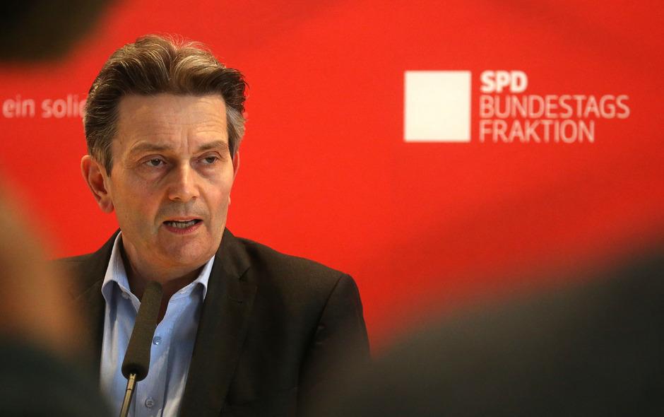 Rolf Mützenich.