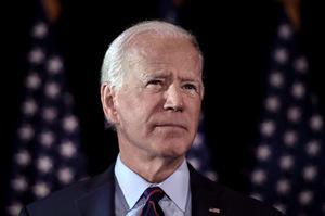 Mittelpunkt der Affäre: US-Demokrat und Präsidentschaftsbewerber Joe Biden.