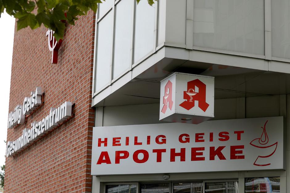 Die Präparate wurden in der Heilig Geist Apotheke im Kölner Stadtteil Longerich hergestellt.