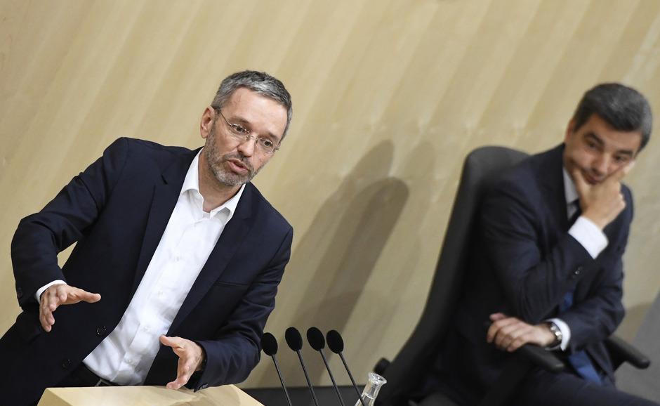Herbert Kickl (FPÖ).