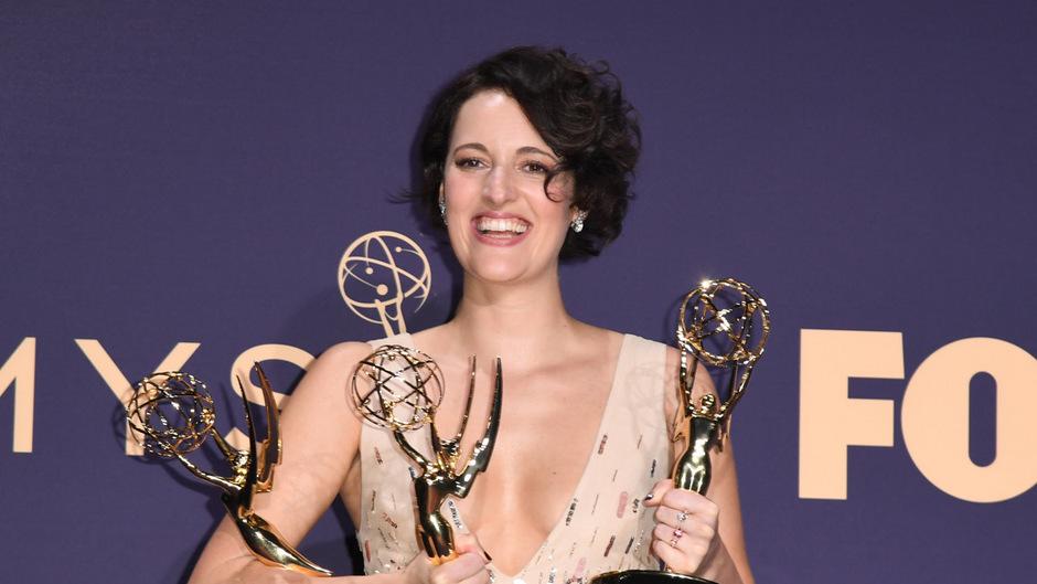 """Drei Emmys durfte Phiebe Waller-Bridge für """"Fleabag"""" in Empfang nehmen. Nach zwei Staffeln gibt es keine Fortsetzung mehr."""