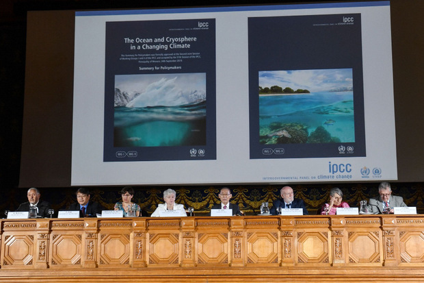 Der Weltklimarat IPCC hat der Politik in seinem in Monaco vorgestellten Report zur Eisschmelze und den Ozeanen ein verheerendes Zeugnis ausgestellt und zeichnete ohne rasches Handeln eine düstere Zukunft.
