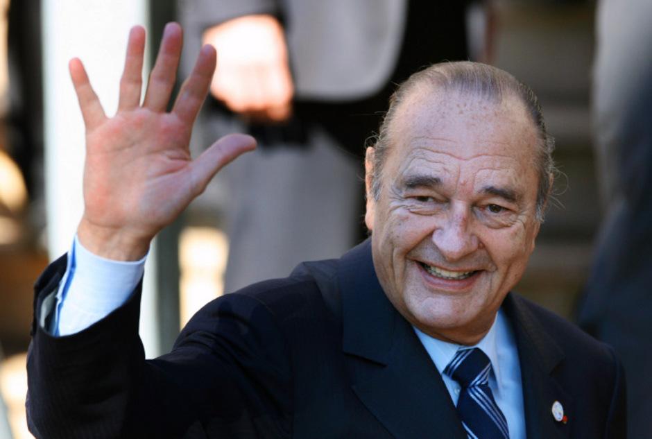 Jacques Chirac starb im Alter von 86 Jahren.
