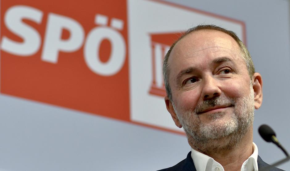 SPÖ-Bundesgeschäftsführer Thomas Drozda.
