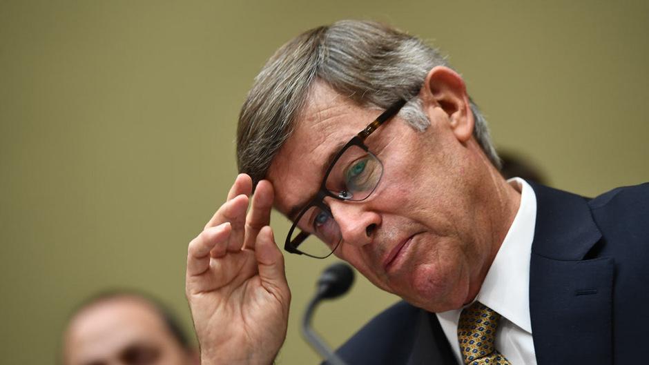 Geheimdienstchef Joseph Maguire wurde im Justizausschuss des Repräsentantenhauses zu seinen Handlungen in der Whistleblower-Affäre befragt.