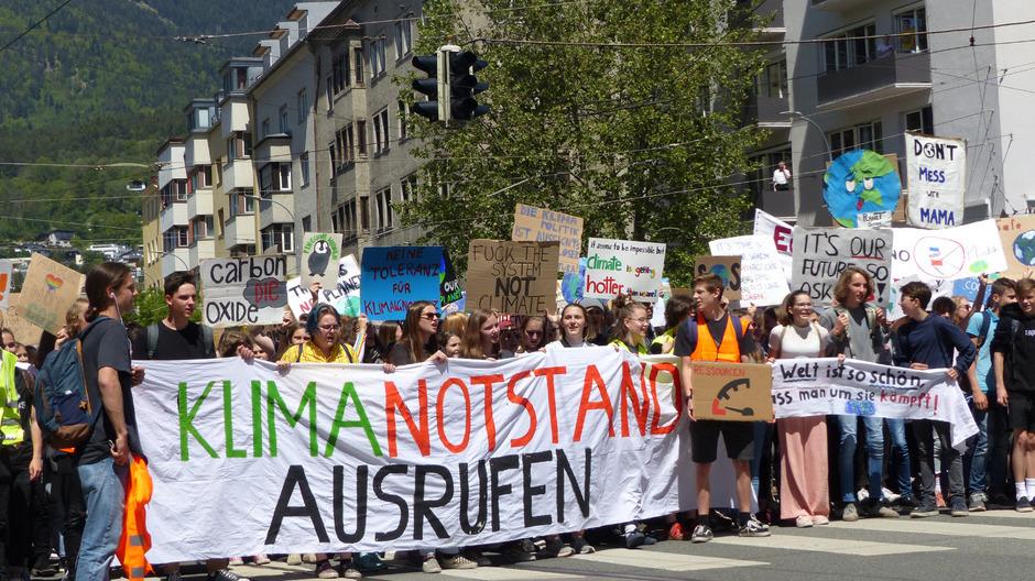 """""""Das gemeinsame Ziel aller Gruppen ist, die Erderwärmung auf 1,5 Grad zu begrenzen"""", erklärt Anna-Lena Habsburg."""
