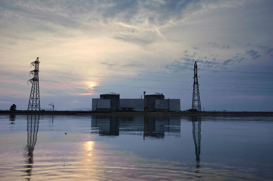 Fessenheim ist das älteste noch laufende Atomkraftwerk in Frankreich.