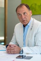 Zum dritten Mal FP-Spitzenkandidat: Peter Wurm.